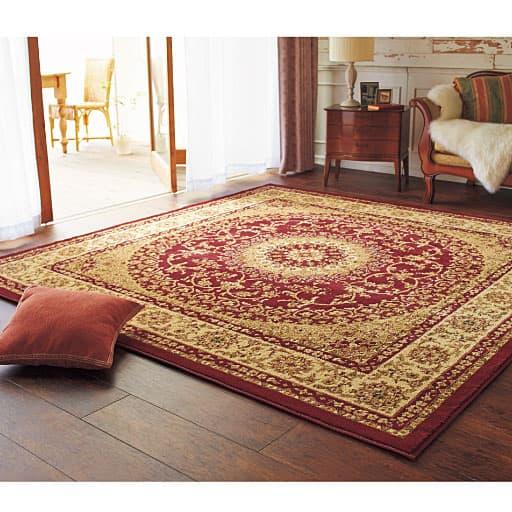 【トルコ製】ウィルトン織りラグの商品画像