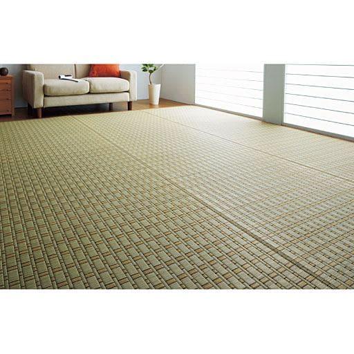 掛川織りい草カーペット(裏貼りなし)の写真