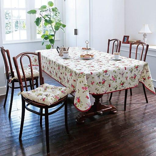 イタリア製テーブルクロス(はっ水加工付き) – セシール