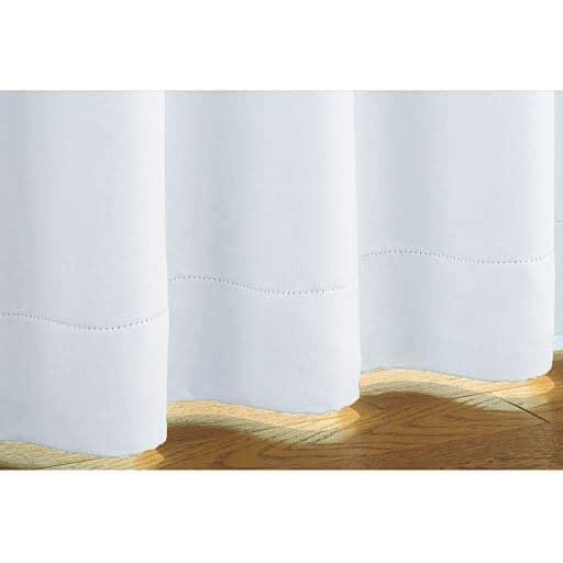 白度の高いマシュマロタッチの1級遮光カーテン – セシール