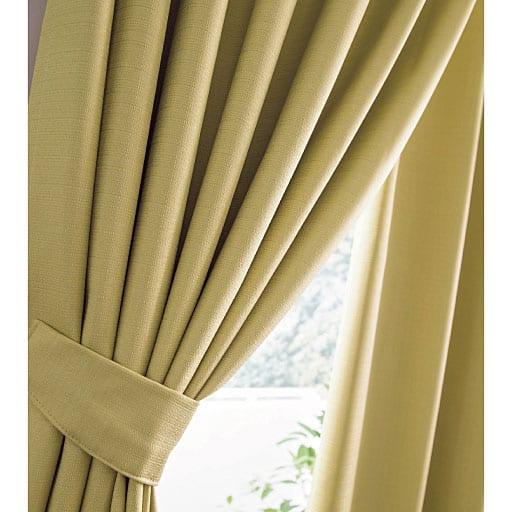 〔形状記憶付き〕遮音遮熱保温安眠1級遮光カーテン – セシール