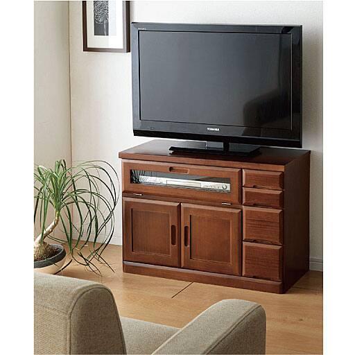 高さが選べるテレビボード - セシール
