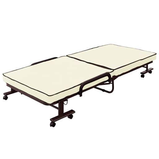 コンパクト折りたたみベッド - セシール
