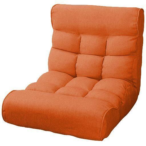 ソファのようなポケットコイル座椅子 – セシール