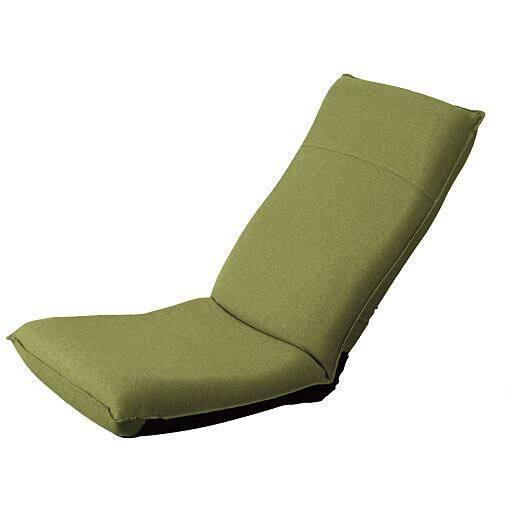 腰に優しいリラックス座椅子の小イメージ