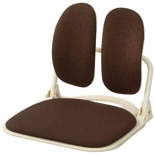 背中が楽な座椅子デュオレストの写真
