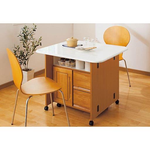 バタフライカウンターテーブル – セシール