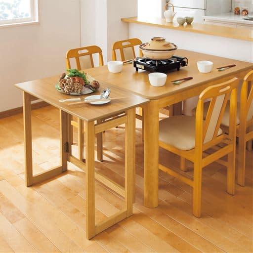 折りたたみ式フリーテーブル – セシール