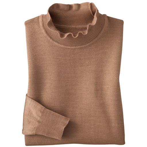 【レディース】 ウォッシャブルセーターの通販