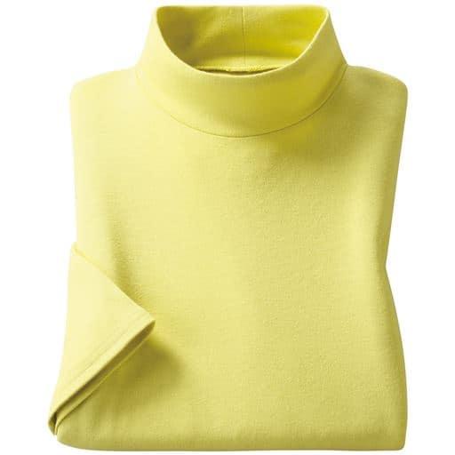 【レディース】 綿100%汗染み防止加工Tシャツ