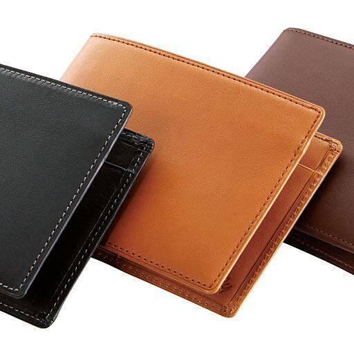 【メンズ】 カードをたくさん入れても薄い財布 – セシール