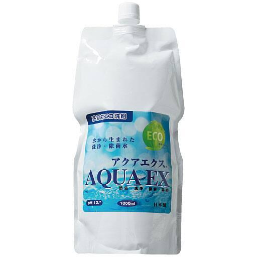 アクアエクス多目的エコ洗剤(詰め替え用) – セシール