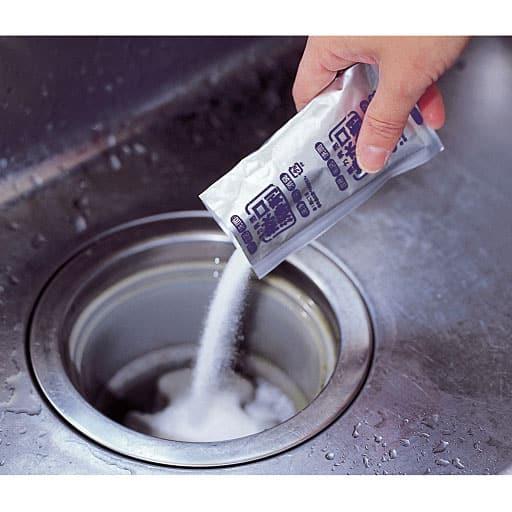 簡単泡パック排水口110番(10個入) – セシール