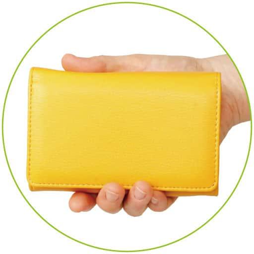 小銭仕分けてスッキリ財布 – セシール