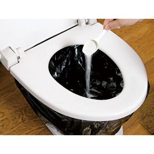 だんだん割り トイレの凝固剤 – セシール