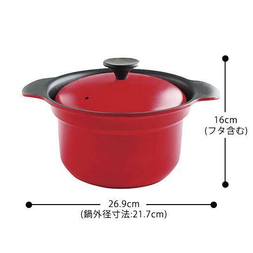 ご飯も炊ける万能鍋 – セシール
