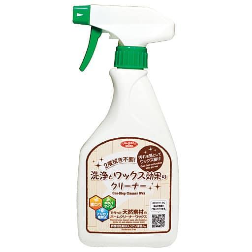 洗浄とワックス効果のクリーナー – セシール