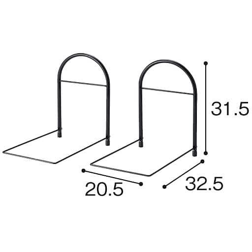 コンパクトベッドガード(2個組) – セシール