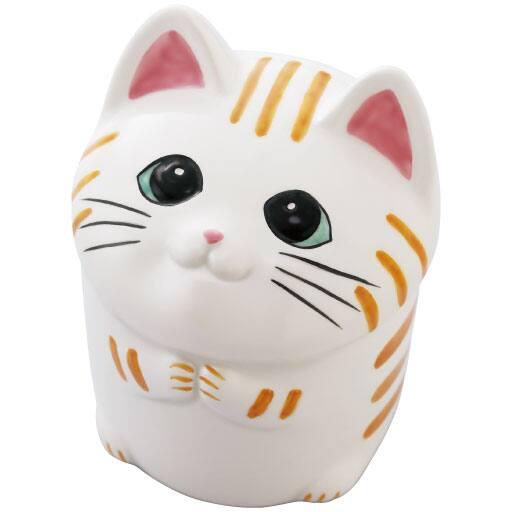 入れ歯ポット 猫のタマちゃん – セシール