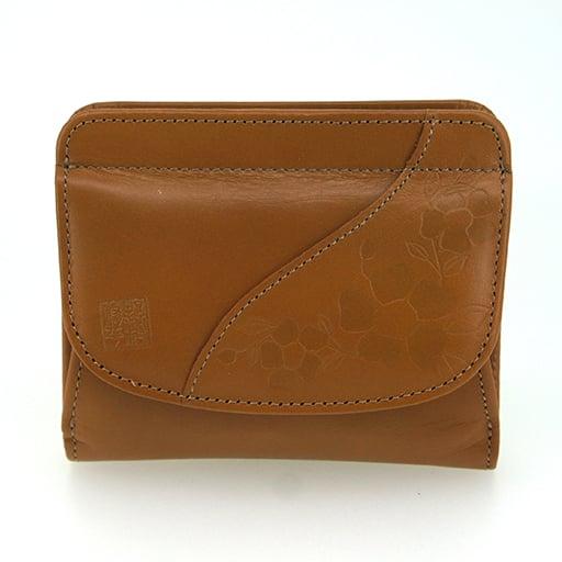 野村修平こだわりの革財布「花凛」二つ折れ財布 – セシール
