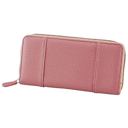 家計に仕事にガバッと開く やりくり仕分け財布 – セシール