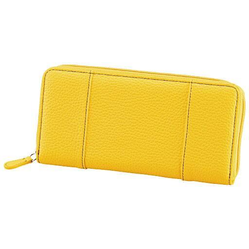 家計に仕事にガバッと開く やりくり仕分け財布
