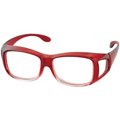 高倍率メガネタイプ拡大鏡 1.8倍 - セシール