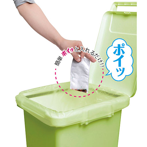 簡単!ゴミ箱の液だれ吸水 水とるくん(24枚組) – セシール