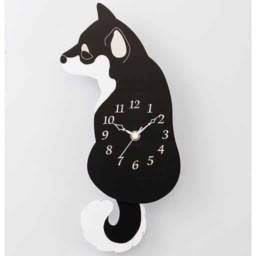 アニマル壁掛時計 - セシール