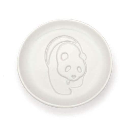 デザイン醤油小皿(柄違い4枚組) - セシール