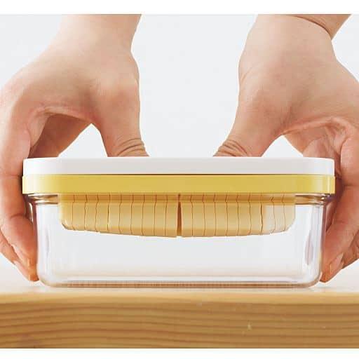 カットできちゃうバターケースの商品画像