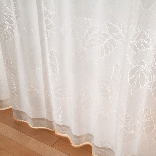UVカットミラーレースカーテンの商品画像