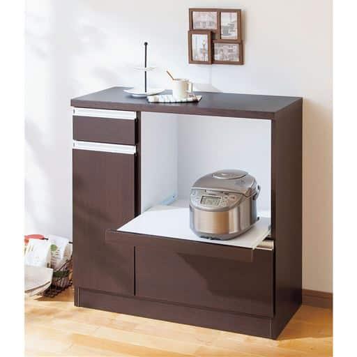 シンプルキッチンカウンター – セシール