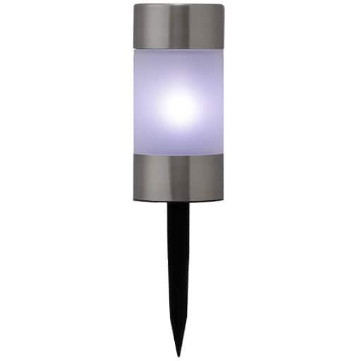 <セシール> ソーラー ステンレス ミニマーカーライト(4個組) <サイズ>F