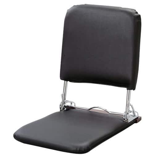 スチール座椅子 グロリア レザーの商品画像