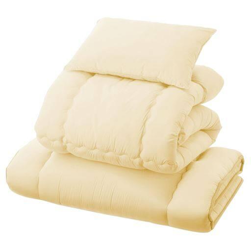 ノンダスト®布団セット(掛け・敷き・枕)の商品画像