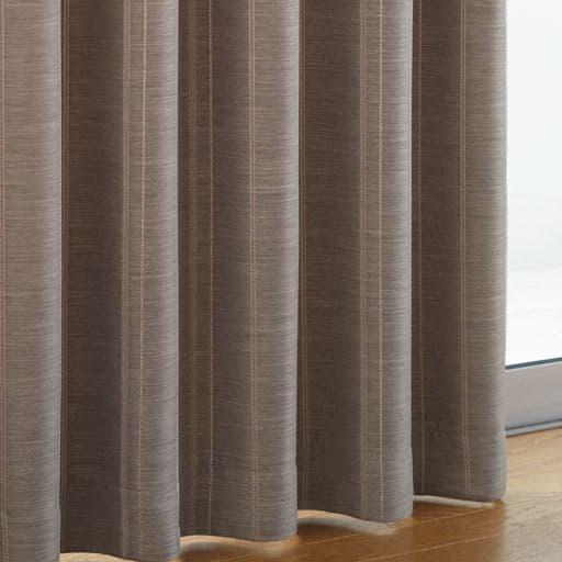 防炎風通織遮光カーテン – セシール