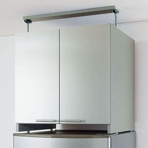 冷蔵庫上ラック - セシール
