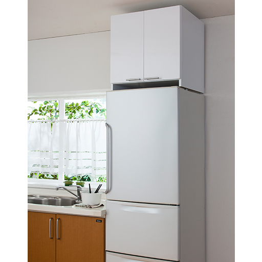 冷蔵庫上ラック – セシール