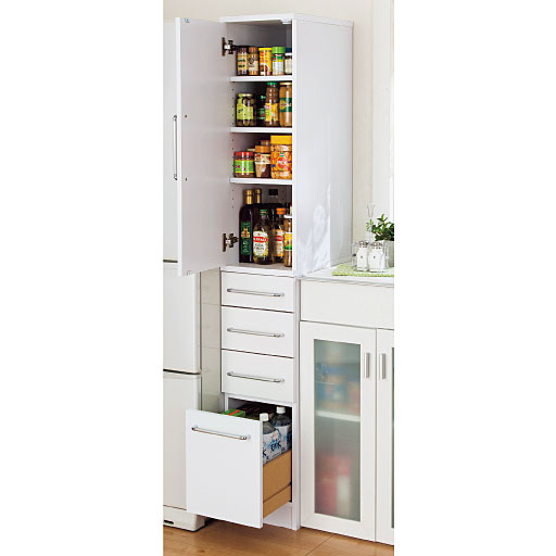 すき間キッチン収納 – セシール