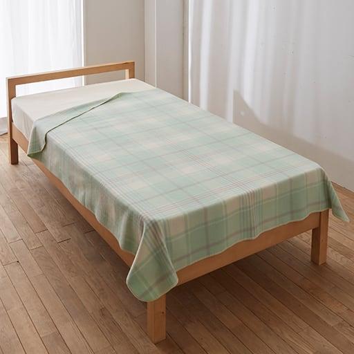 やわらかウール毛布 – セシール