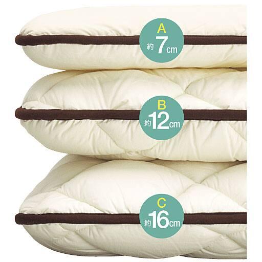 厚さが選べる軽量・抗菌防臭防ダニ敷き布団 – セシール