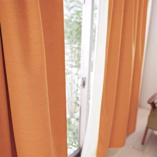 遮光カーテン(遮熱保温・防炎・日本の色をイメージ) - セシール