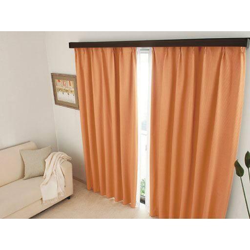 遮熱・遮音安眠1級遮光カーテン