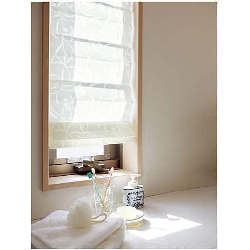 小窓用シェードの写真