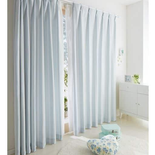 〔形状記憶付き〕ジャカード織カーテンの商品画像