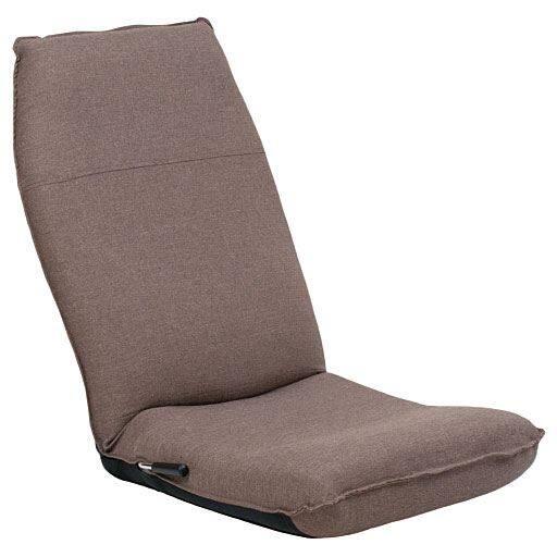 <セシール> 腰に優しいハイバック座椅子