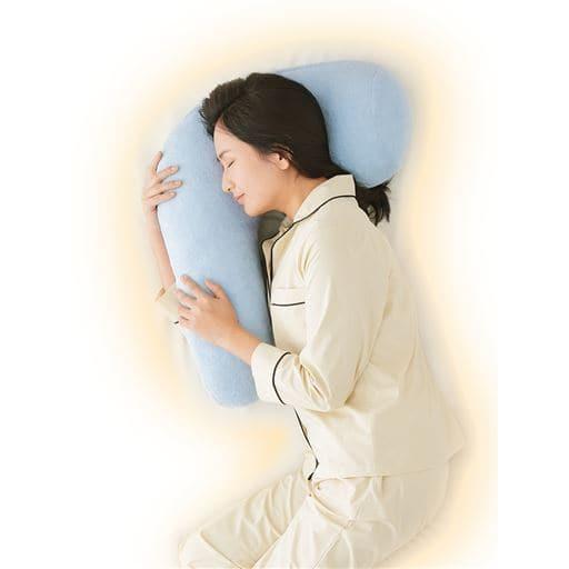 勝野式 横寝枕の写真