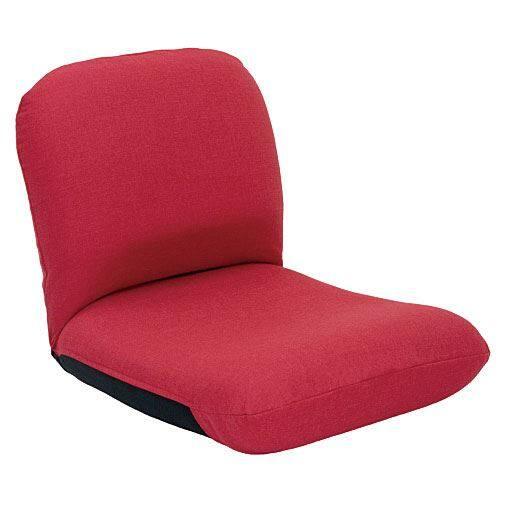 背中を支える美姿勢座椅子専用カバーの商品画像