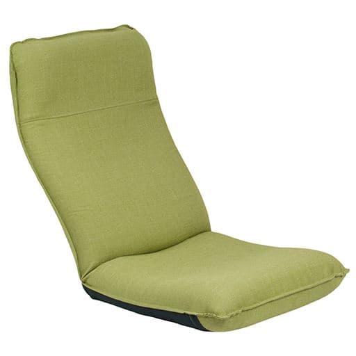 腰に優しい座椅子FR(ヘッドレスト付き)の写真